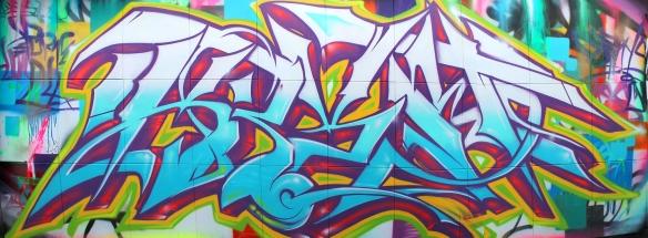 custom graffiti canvas